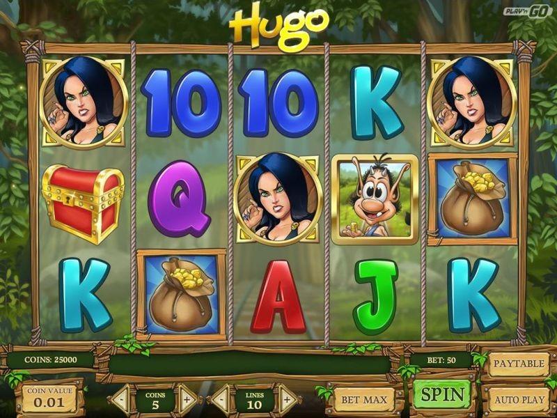 Hugo online spielen: was sollten Sie über den Slot wissen?